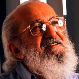 Paulo Freire educador brasileiro