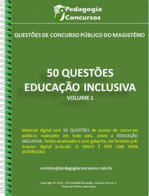 Capa Ed Inclusiva 303x400 - Apostilas em PDF
