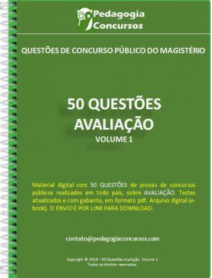 Capa Avaliação 1 306x400 - Apostilas em PDF