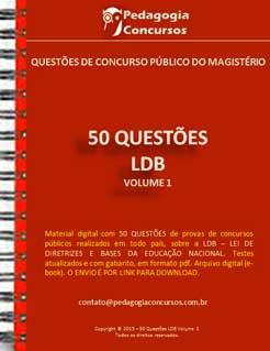 Capa LDB 1 - Apostilas em PDF
