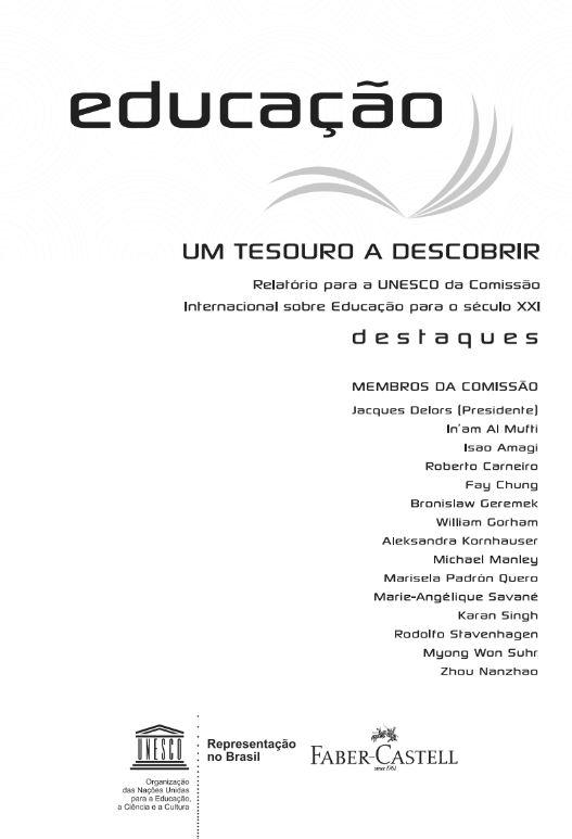 Jacques Delors - Livro: Um Tesouro a Descobrir - Jacques Delors
