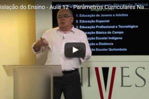 Parâmetros Curriculares Nacionais e Diretrizes Gerais da Educação Básica